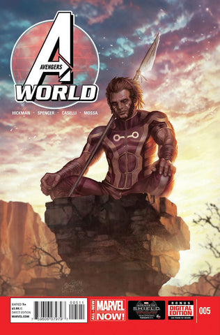 Avengers World (2013 Series) #5