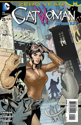 Catwoman (2011 Series) #25
