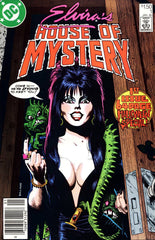 Elvira's House of Mystery (1986 Series)