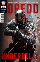 Judge Dredd: Dredd - Underbelly (2014 One-Shot)