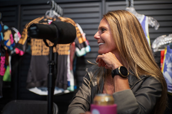 Betty Designs YogiTriathlete Podcast with Kristin Mayer