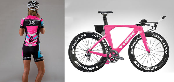 THE ULTIMATE BETTYSTYLE™—MATCH YOUR BIKE TO YOUR KIT WITH