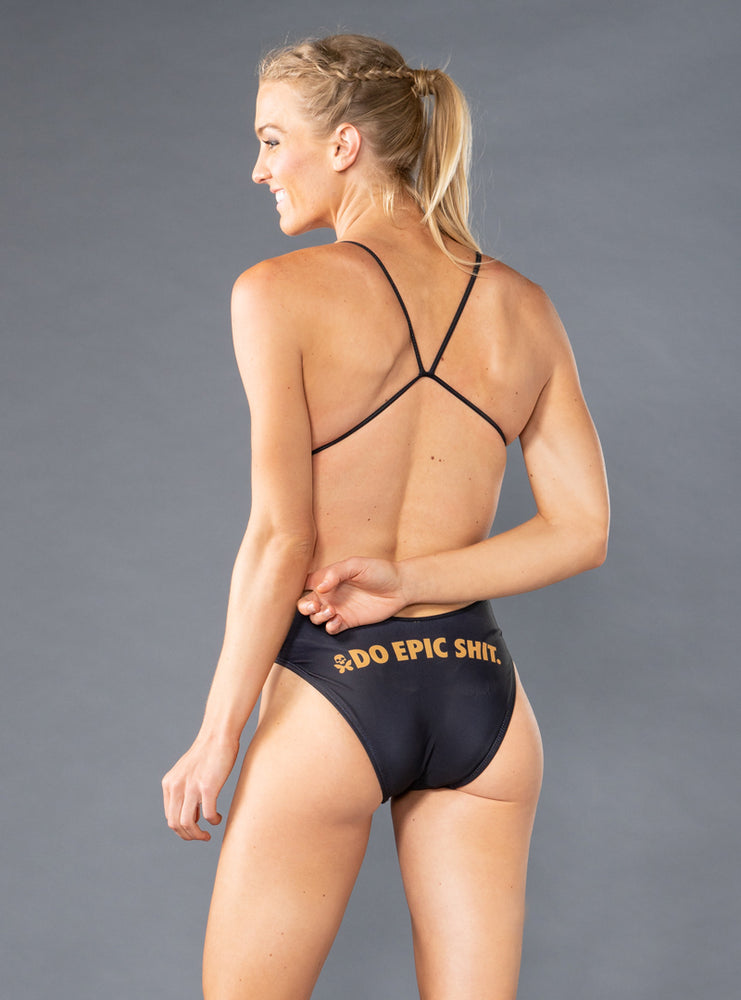 Do Epic Shit Sexy Back Swimsuit