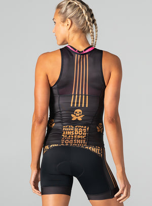 betty designs do epic shit tri top tri short