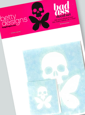 betty designs decals stickers