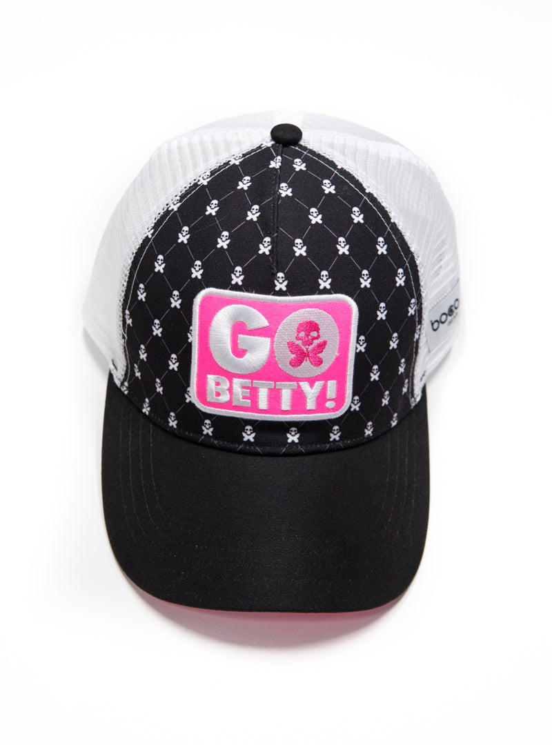 Go Betty! Trucker