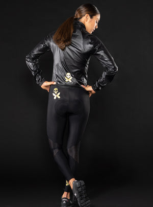 Luxe Black Cycle Bib Tight