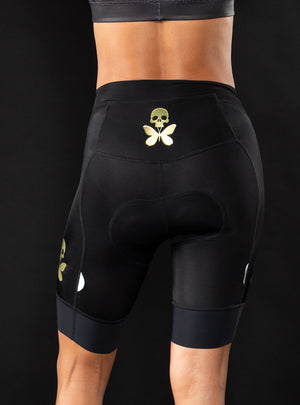Luxe Black Cycle Short Longer Inseam