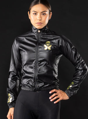 Luxe Black Lightweight Jacket
