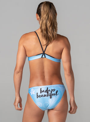 betty designs signature X bikini