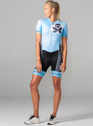 betty designs signature X skinsuit