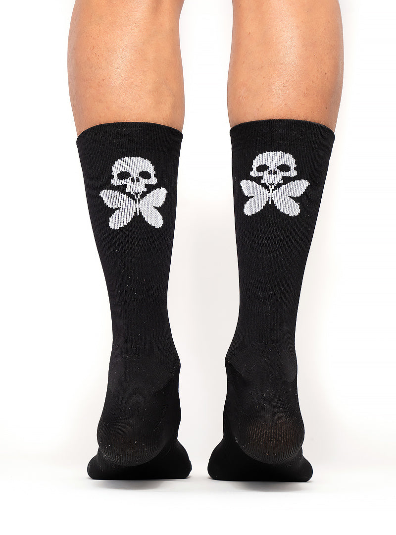 Signature Compression Socks Black