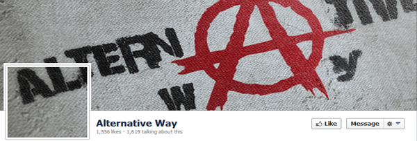 Alternative Way on Facebook