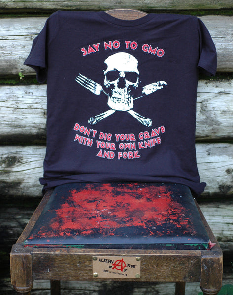Say No To GMO Organic T-Shirt