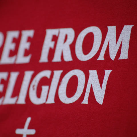 Free From Religion Organic T-shirt