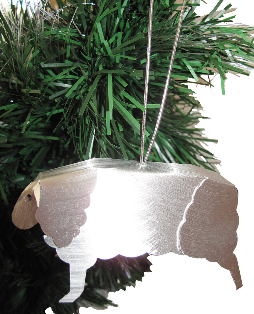 Kiwi Can Fly Hanging Sculpture - Sheep