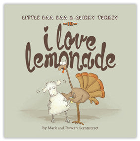 Book - I Love Lemonade