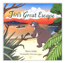 Book - Jin's Great Escape