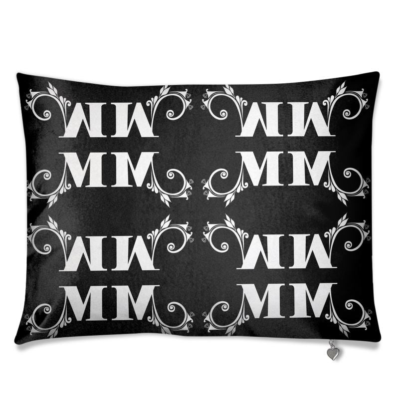 nyc Manhattan subway station luxurious velvet sofa cushion pillow back