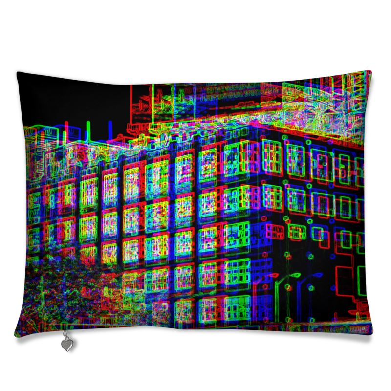 nyc Manhattan factory luxurious velvet sofa cushion pillow