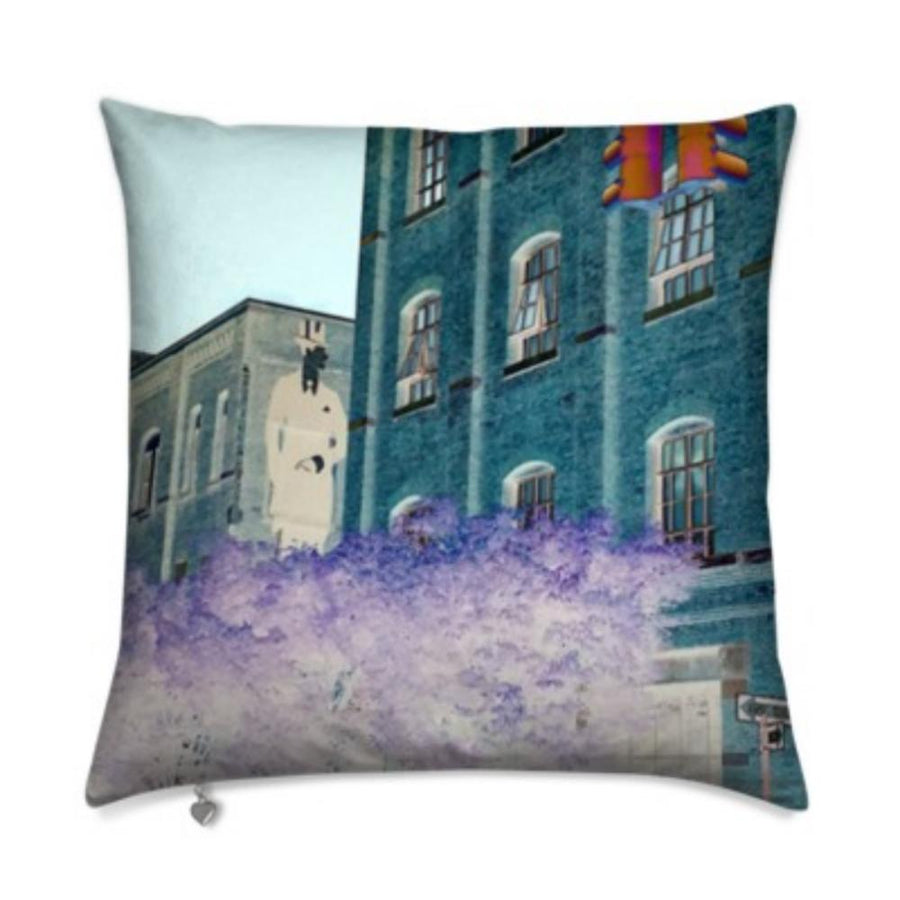 MizDragonfly Decorative Velvet Pillow Cushion Monsieur Gallery