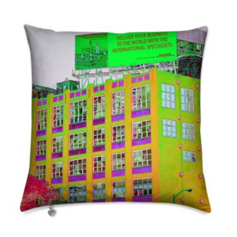 MizDragonfly Decorative Velvet Pillow Cushion Wharehouse Gallery