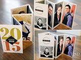 Accordion Book Template | Announced