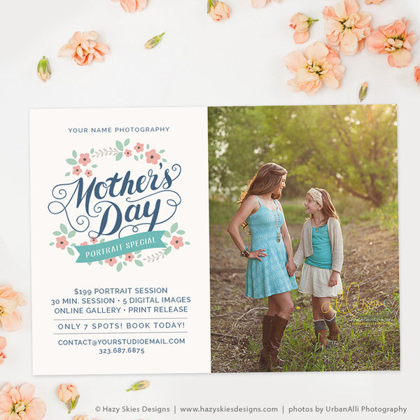 Photography Marketing Template | Mother's Day Special