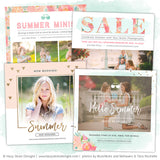 Summer Marketing Boards | Summer Breeze Collection