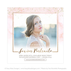 Senior Marketing Template | Shimmer