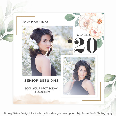 Senior Marketing Template Digital | Couture Ad