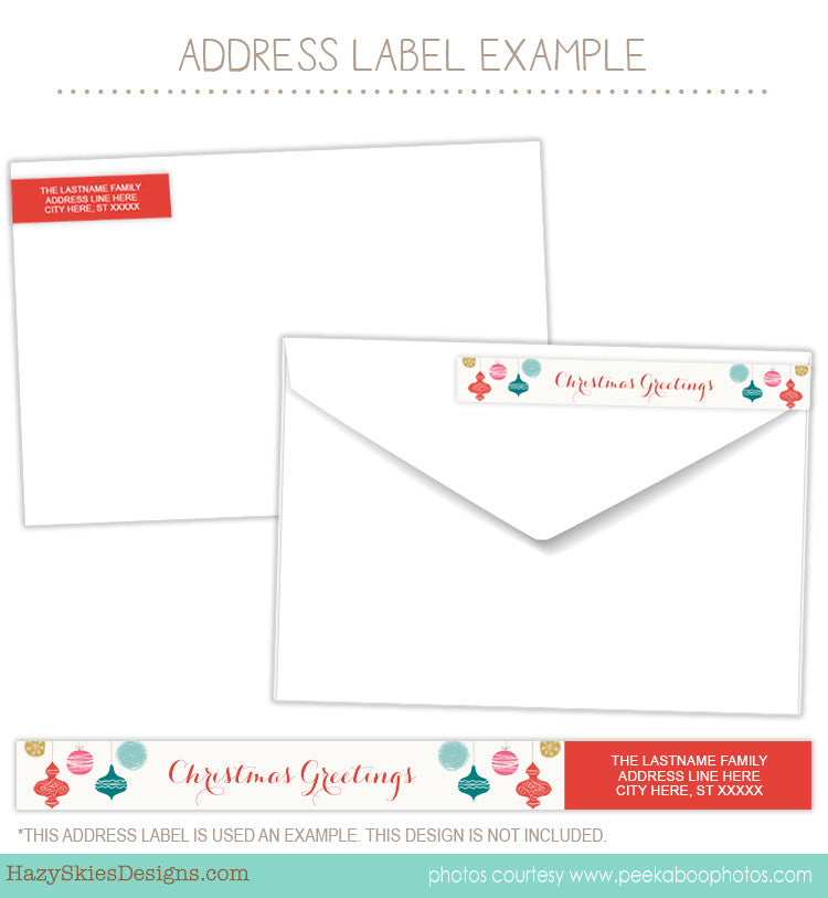Christmas Card Templates | Holiday Fun – Photoshop Templates for ...