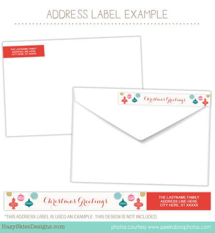 Christmas Card Templates | Holiday Fun