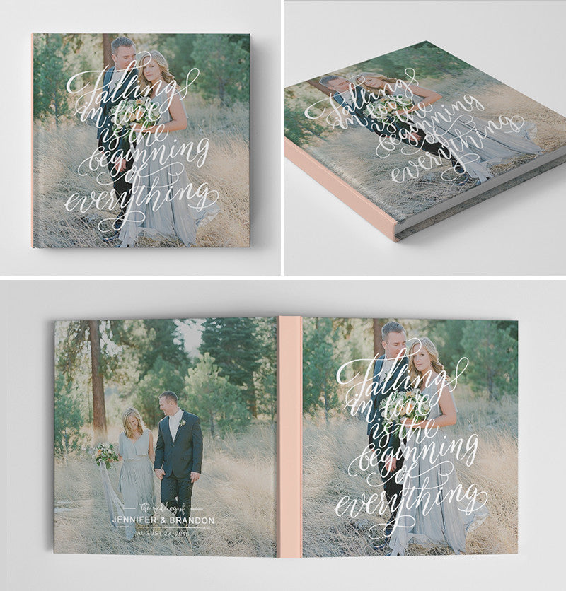 Photo Book Templates Photoshop, Book Album Templates for ...