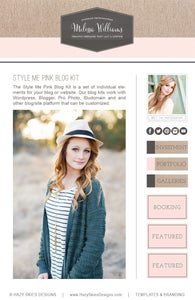 Photography Blog Kit | Parlor