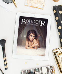 Boudoir | Photography Magazine Template