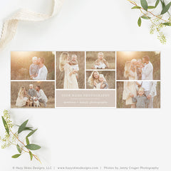 Facebook Cover Template | Organic