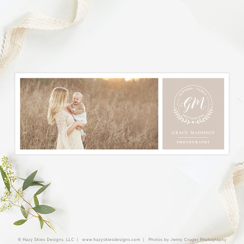 Facebook Cover Templates | Laurel
