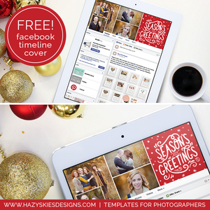 FREE Facebook Timeline Cover Template | Greetings