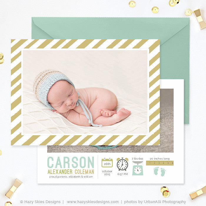 free birth announcement template free birth announcement template - Free Baby Announcement Templates