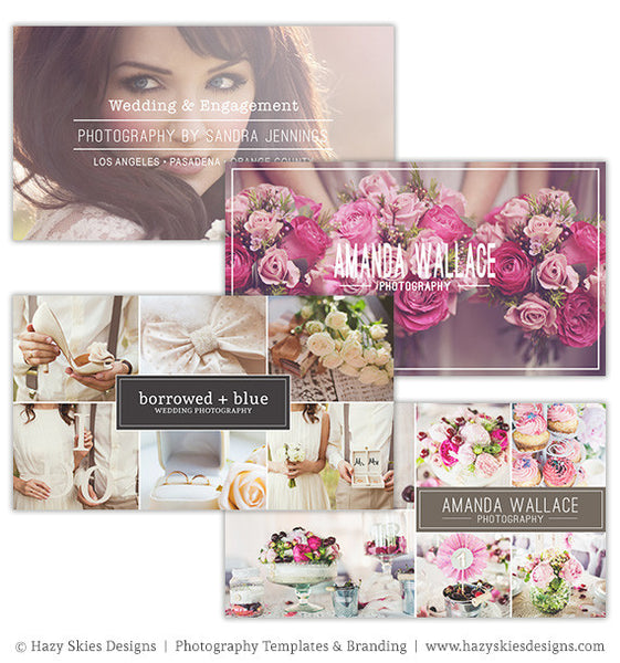 Google Plus Cover Templates for Photographers