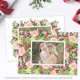 Holiday Christmas Card Template | Have a Merry Christmas