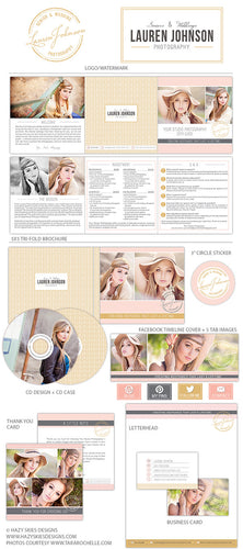 Marketing Set for Photographers | Glam