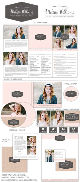 Deluxe Marketing Set for Photographers | Parlor