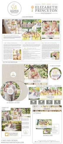 Marketing Set for Photographers | The Wedding Set
