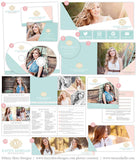 Photography Marketing Set & Logo | Jewel
