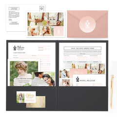 Wedding Client Welcome Packet | Smitten