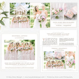 Wedding Photography Marketing Set | Organic