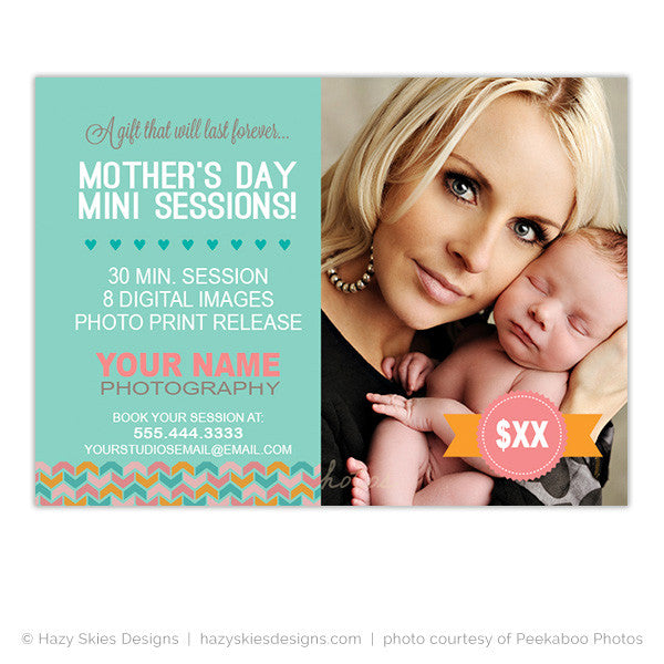 Mommy & Me Marketing Template