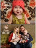 Holiday Photo Overlays